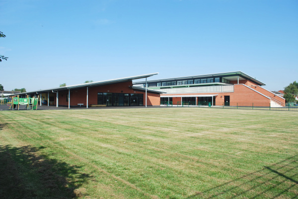 Fordbridge Community Primary School by Baart Harries Newall