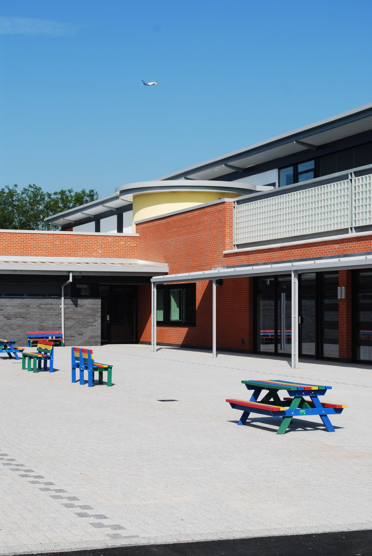 Educational Design for Fordbridge Community Primary School by Baart Harries Newall