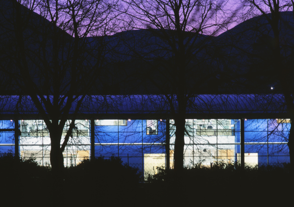 Polymer Laboratories (Church Stretton, Shropshire) by Contemporary and Modern architects Baart Harries Newall (BHN architects) based in Shrewsbury.