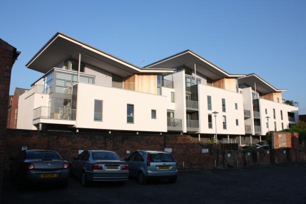Nexus - Roushill Development