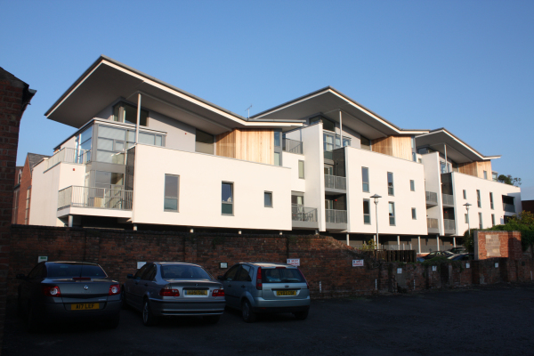 Nexus - Roushill Development