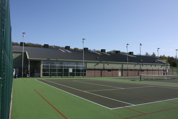 Oakengates Tennis Centre