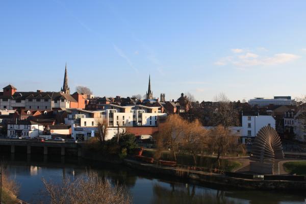 Modern and Contemporary Architecture, Shrewsbury, Shropshire