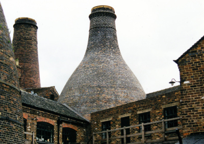 Gladstone Pottery Museum (Stoke-on-Trent) by Conservation architects Baart Harries Newall (BHN architects) based in Shrewsbury.