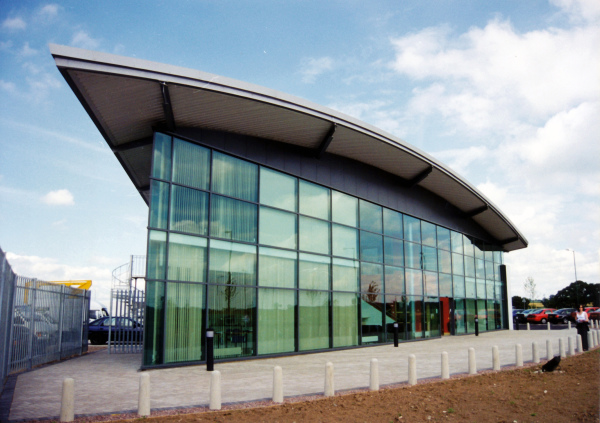 Business Park Architecture