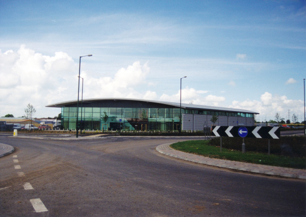 Headquarters Building, Contemporary, Modern Architecture, Shropshire, Shrewsbury