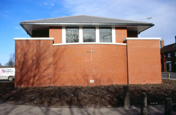 Contemporary, Modern Architecture, Shropshire, Telford, Dawley Baptist Church