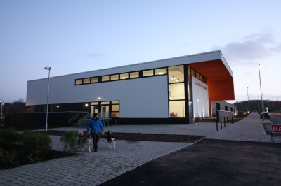 Lawley Village Primary Academy (Telford) by Shrewsbury based architects Baart Harries Newall (BHN architects)