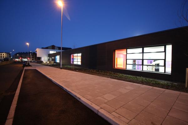 School in Telford by Baart Harries Newall