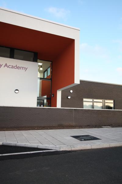 Primary School Design by Baart Harries Newall