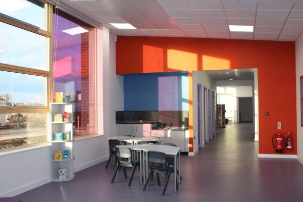 Lawley Village Primary Academy Interior
