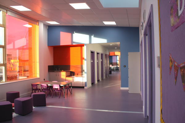 Baart Harries Newall Interior for Educational Schools