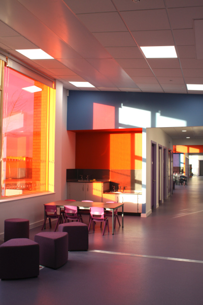 Lawley Village Primary Academy - Educational Design by BHN architects