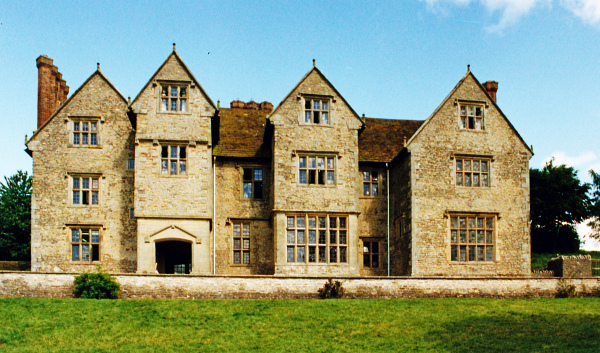 Wilderhope Manor (Longville in the Dale, Shropshire) by Conservation architects Baart Harries Newall (BHN architects) based in Shrewsbury.