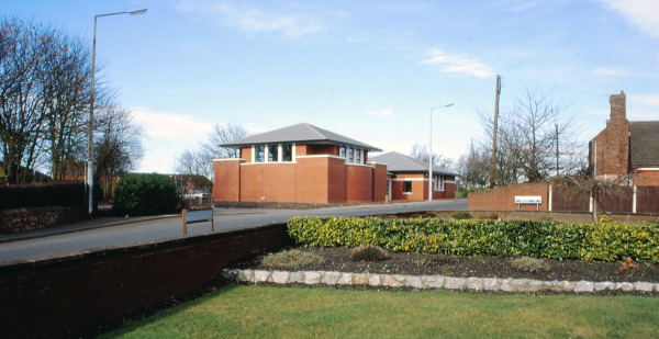 Contemporary, Modern Architecture, Shropshire, Shrewsbury