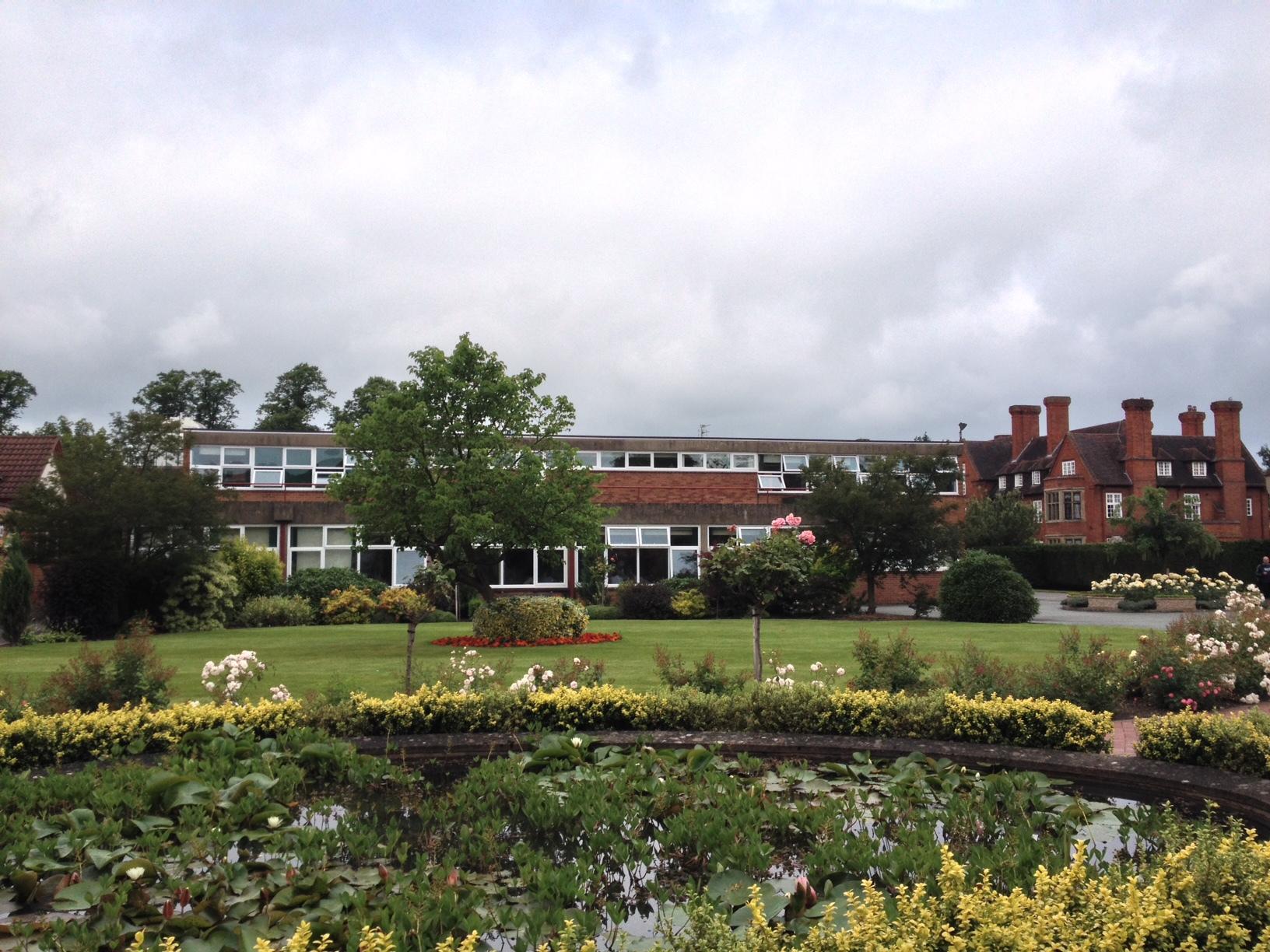 Existing Chatri Design Centre (Shrewsbury School) by Shrewsbury based architects Baart Harries Newall (BHN architects)