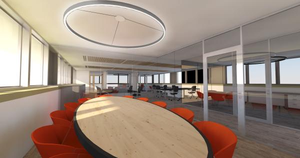 Boardroom Interior - Besblock