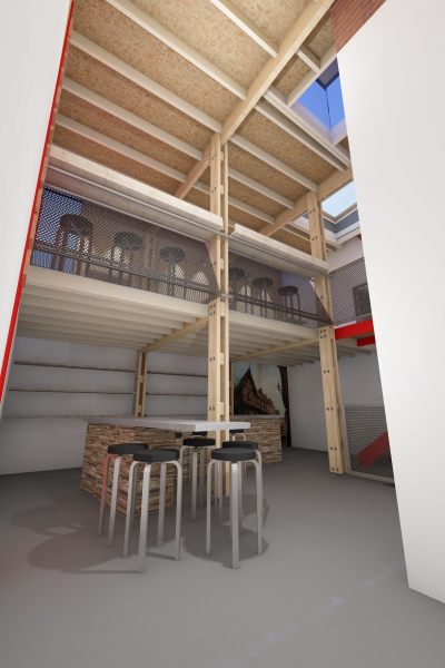 Interior Design by BHN architects