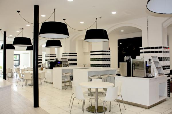 Conversation and interior design by Baart Harries Newall