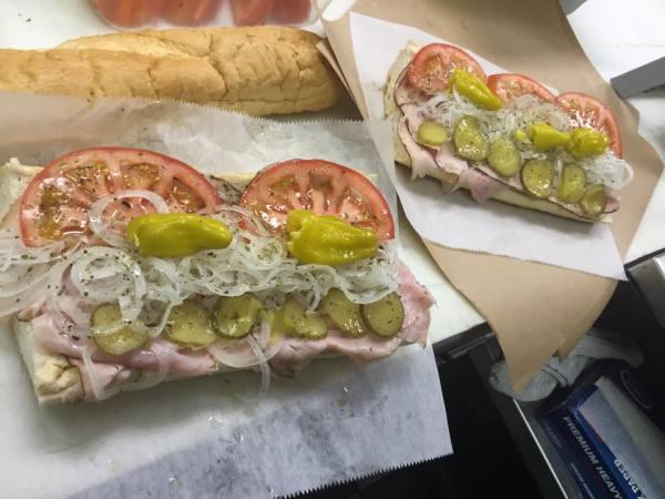 Ham & Turkey Hoagy