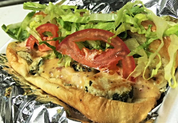 Tiny's Chicken Hoagy