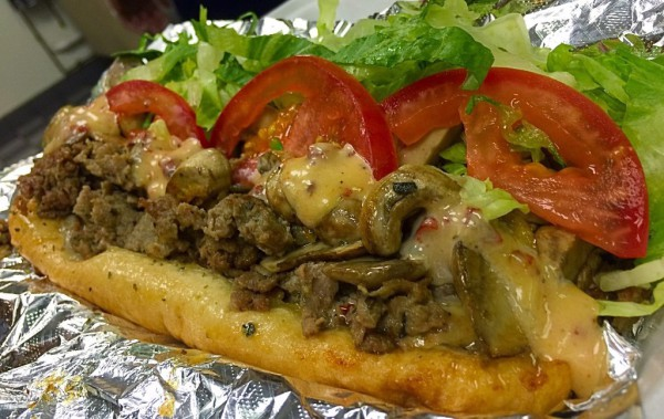 Tiny's Steak Hoagy