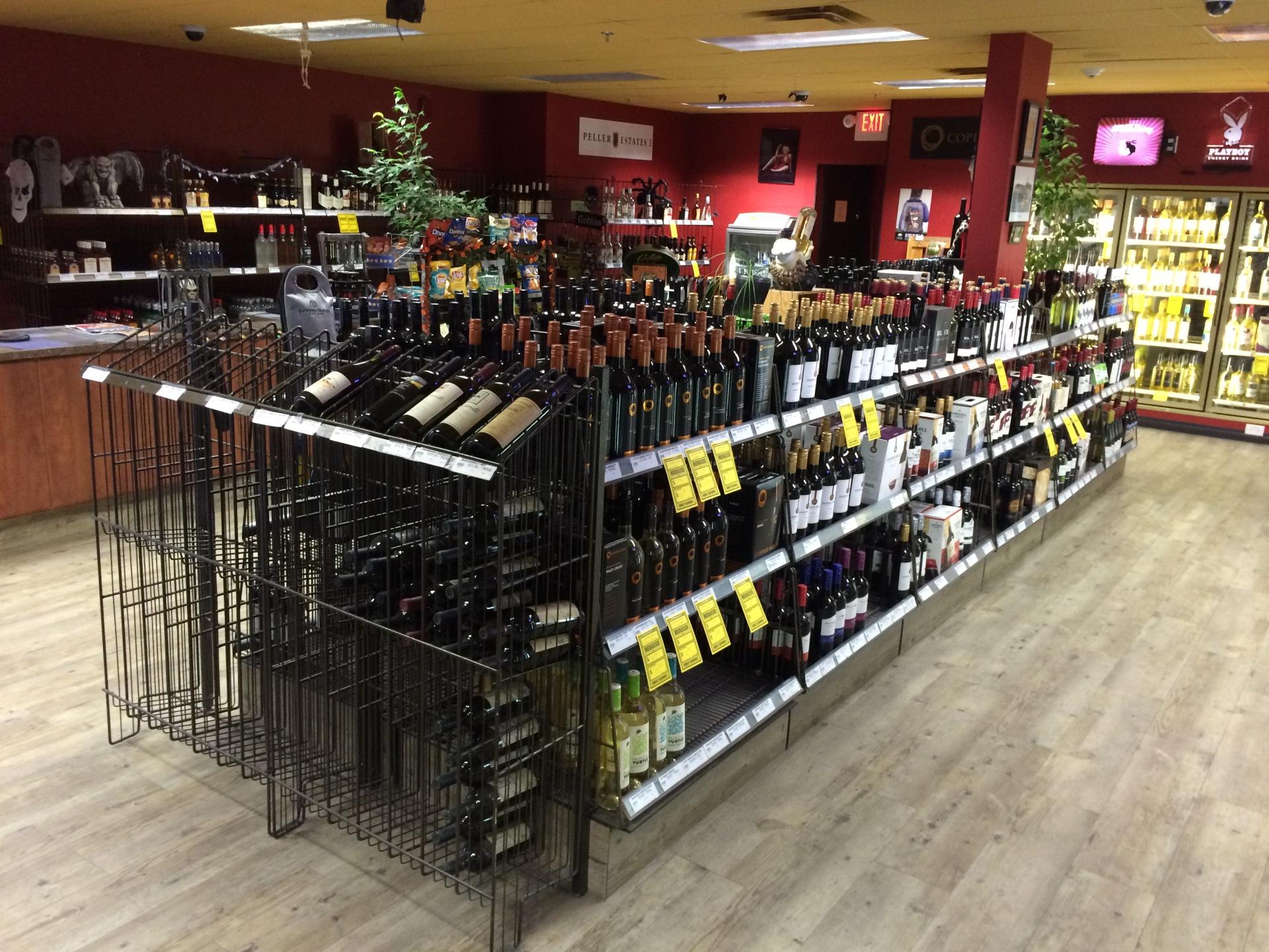 Spud's Liquor Store