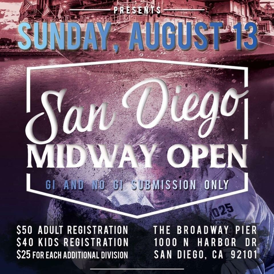 USSGL San Diego Midway Open