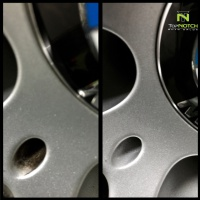 top notch wheel detail