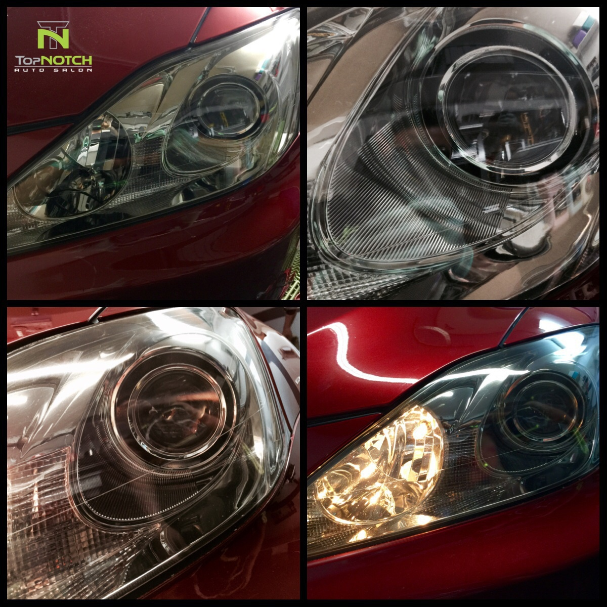 headlight restoration