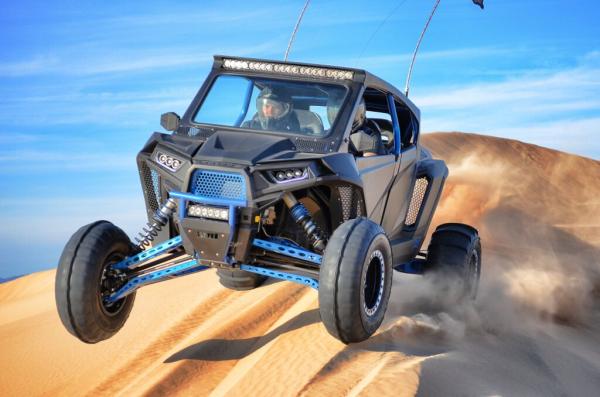 Desert Riding