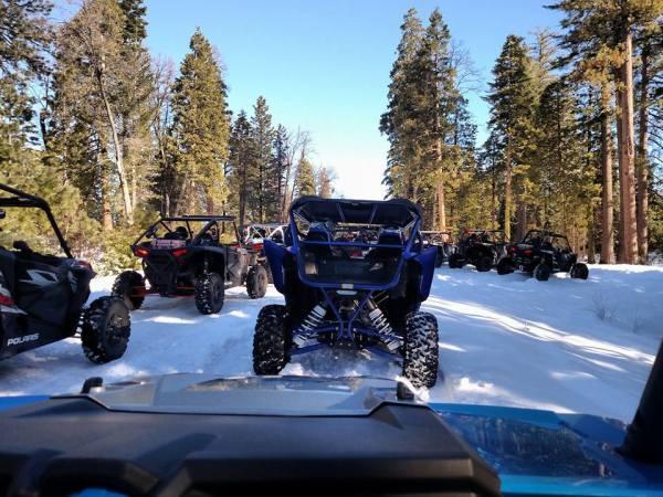 Open Trail Ride with Harts UTV