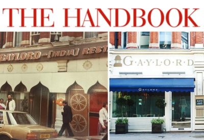 Handbook - Win Tickets to Gaylord's Indian extravaganza!