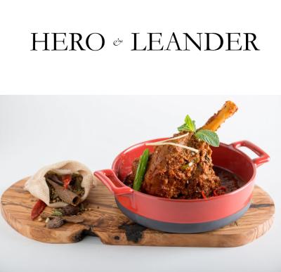 Hero & Leander - Top Indian Fine Dining Restaurants
