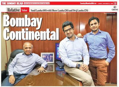 Mumbai Mirror - Bombay Continental