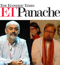 This is what Christian Louboutin and Rajesh Khanna have in common  Read more at: http://economictime