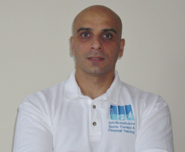 Paul Maloney Fitness Professional