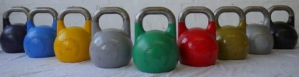 Professional Kettle Bell Coaching Newport