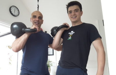 Mobile Fitness Coaching Newport