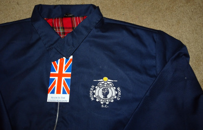 Club Harrington Jacket