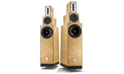 Sonics by Joachim Gerhard Allegria 3-way floor standing bass reflex speaker