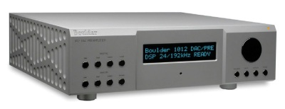 Boulder Amplifier 1012 DAC/Phono/Preamplifier PreAmplifier.