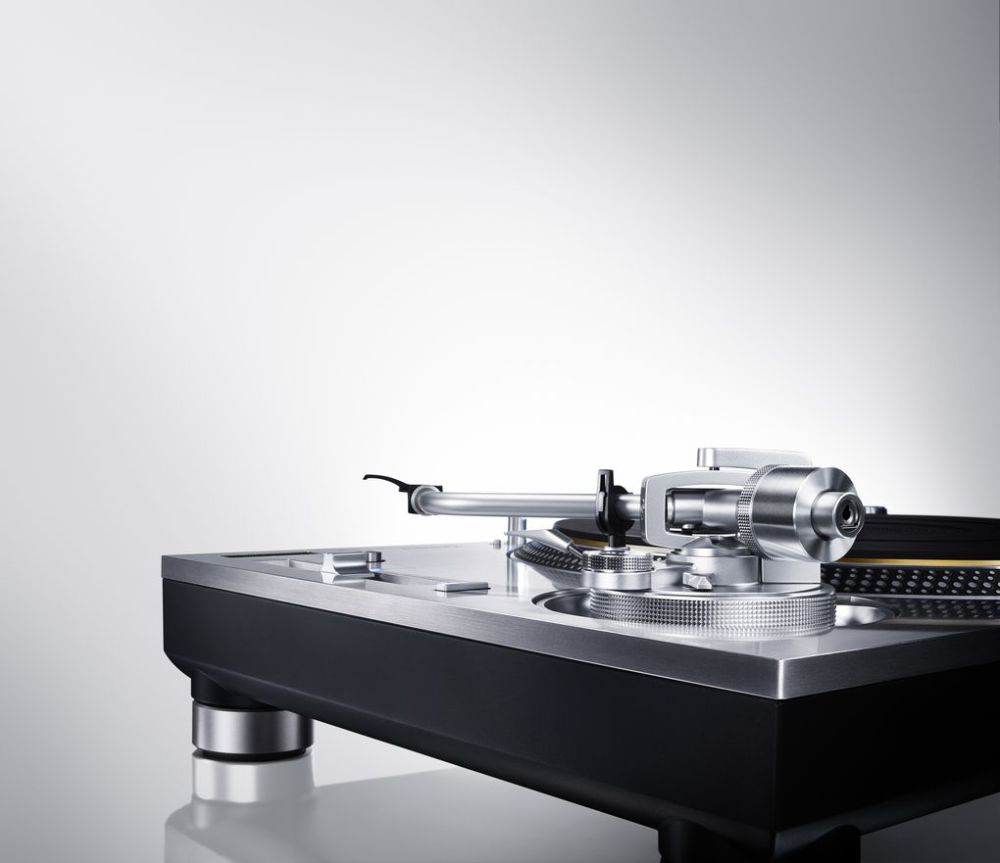 Technics SL-1200G and Technics Electronics Available Now