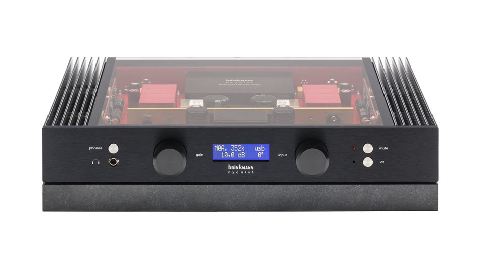 A Quick Look at the Brinkmann Nyquist DAC
