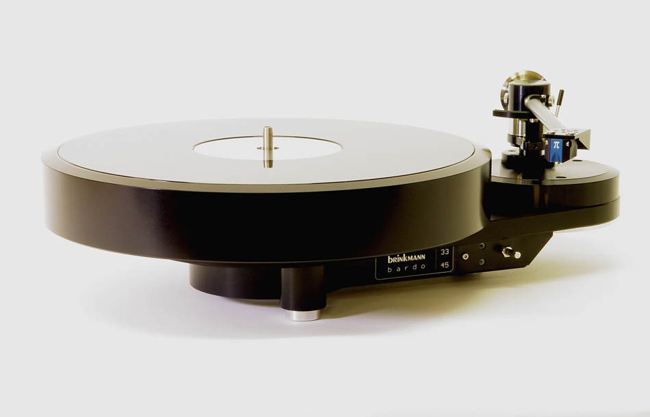 Brinkmann Bardo Turntable Unboxing