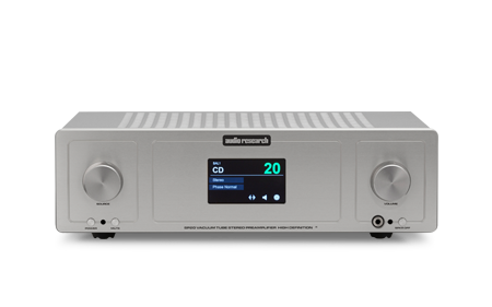 Audio Research SP20 Preamplifier with Phono