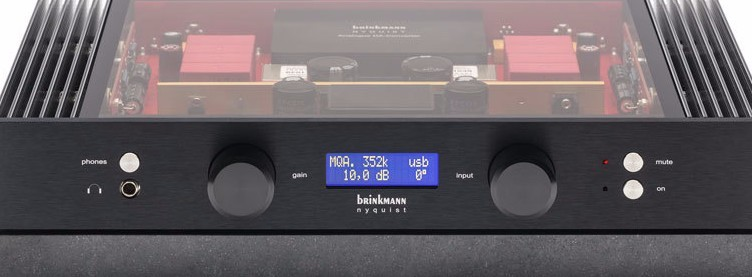 Brinkmann Nyquist DAC in the Press
