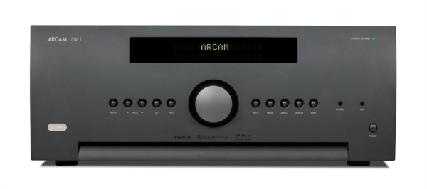 Arcam Receivers: Very Heavy, Very Humble Home Theater