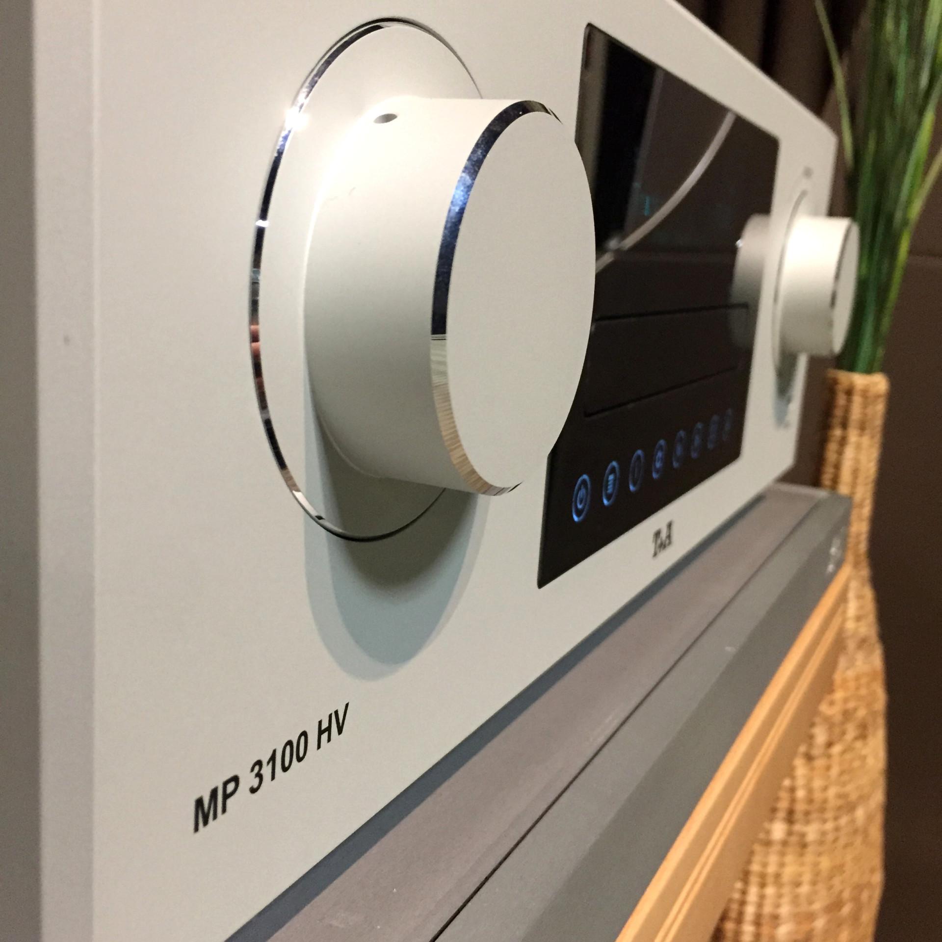 New Product: T+A Elektroakustik MP 3100 HV