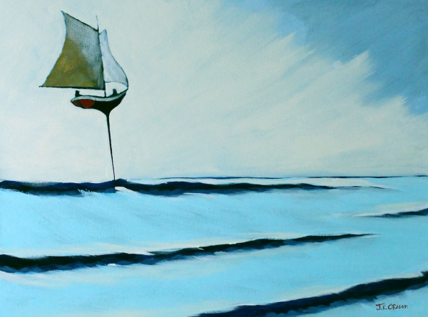 hilton head art, low country art, lowcountry artist, south carolina artist, sailing